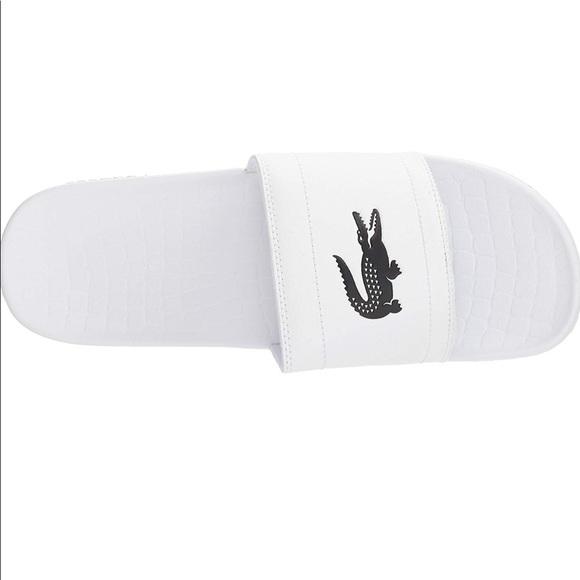 Lacoste Other - Lacoste men's sandals size: 9